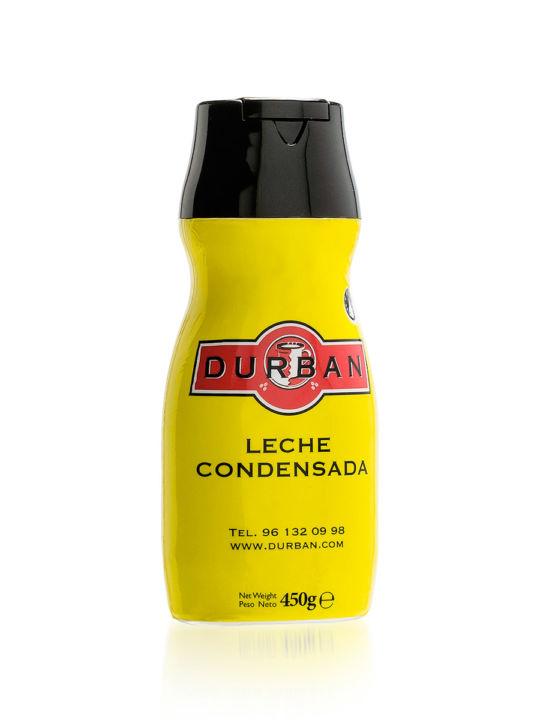 Bote leche condensada Durbán Sirve-Fácil (450gr)