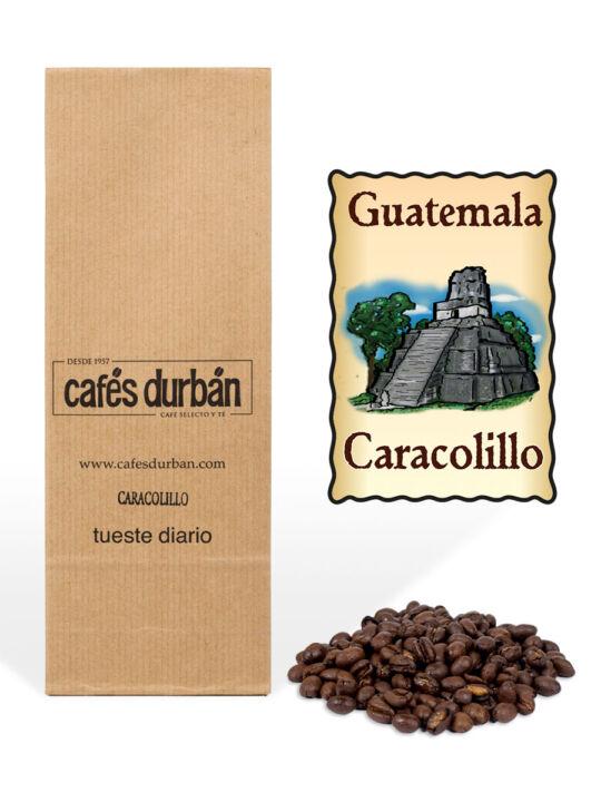 Café Colombia Caracolillo en grano (250 gr)