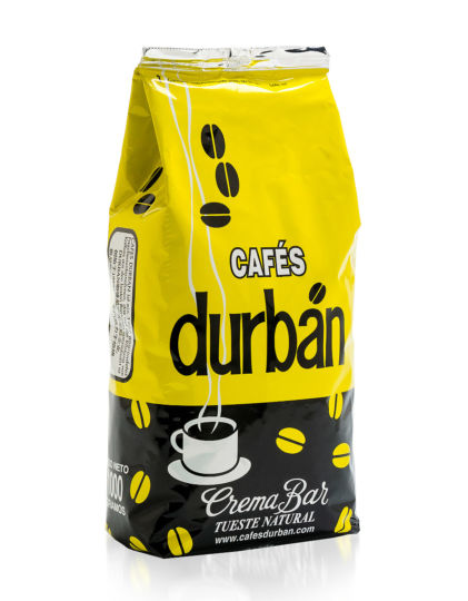 Café Durbán Natural en grano