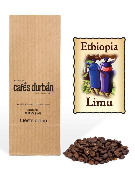 Café Ethiopia en grano (250 gr)