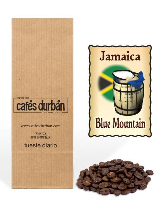 Café Jamaica Blue Mountain en grano (250 gr)
