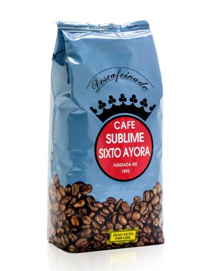 Café Sublime-Sixto Ayora Descafeinado