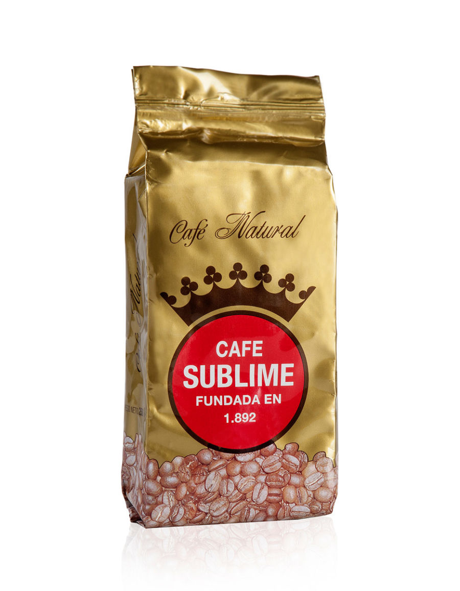 Café Sublime-Sixto Ayora Natural Molido (250gr)