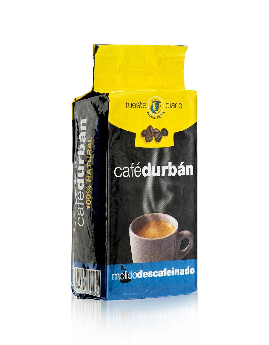 Café Durbán Descafeinado molido (250gr)