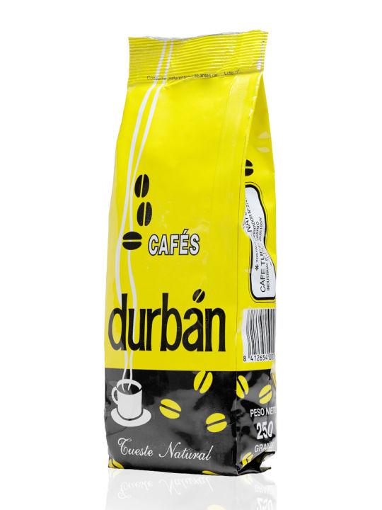 Café Durbán Natural en grano (250gr)