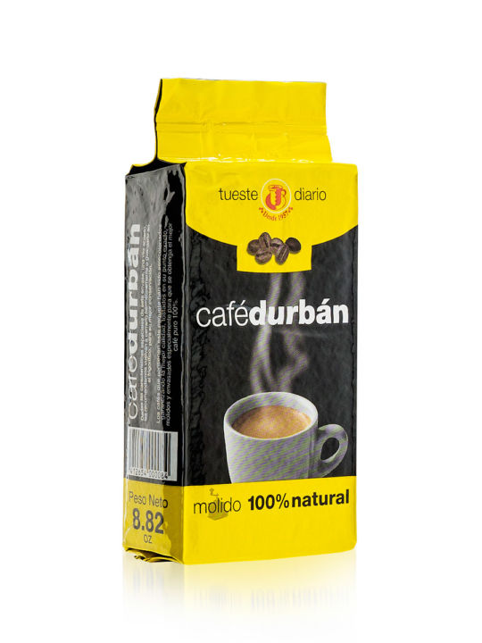 Café Durbán Natural molido (250gr)