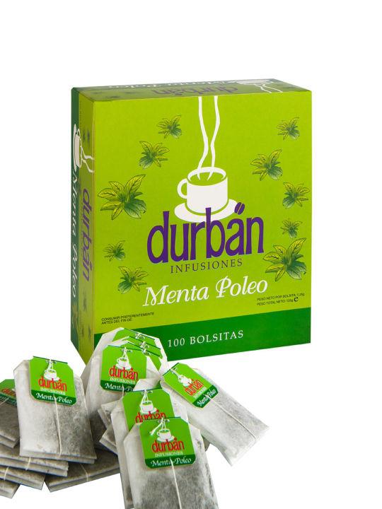 Menta Poleo Cafés Durbán