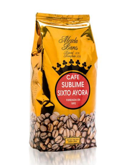 Café Sublime-Sixto Ayora Mezcla